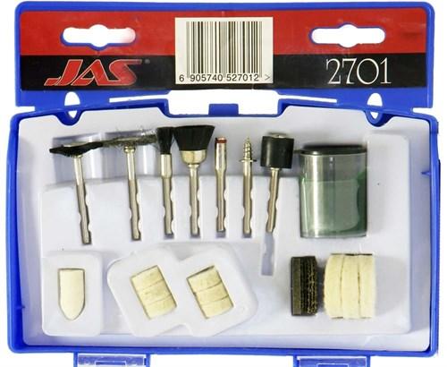 Набор расходных материалов для бормашин,  24 предмета - фото 28915