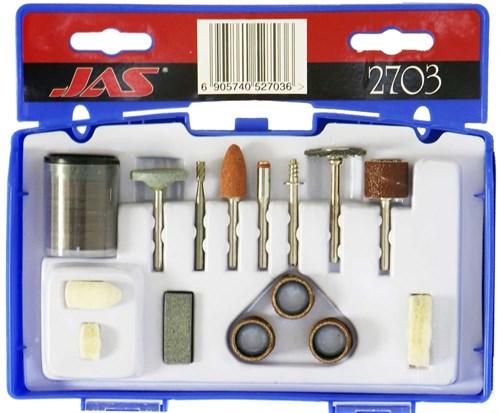 Набор расходных материалов для бормашин,  59 предмета - фото 28917