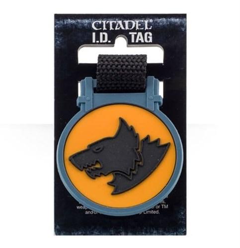 Знак Космических Волков (Space Wolves Tag) - фото 29060