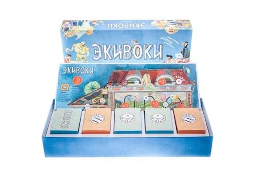 Настольная игра: Экивоки (2-е издание), арт. 21218 - фото 29070