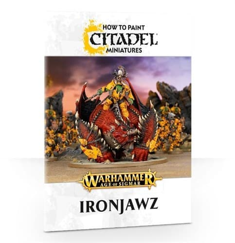 How To Paint: Ironjawz (English) - фото 29122