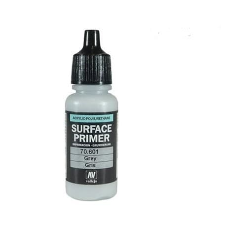 Surface Primer Grey 17 ml. - фото 29216