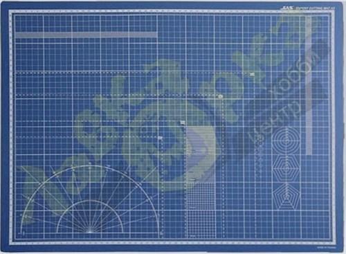 Коврик для резки, самовосстанавливающийся 5-ти слойный, А2, 450 х 600 - фото 29358