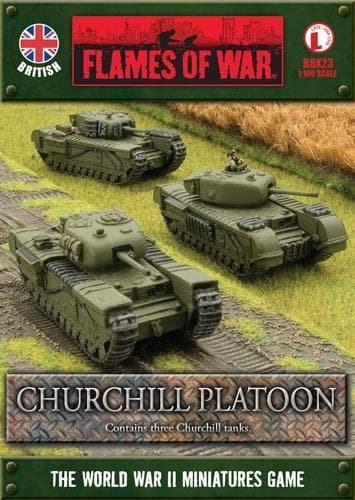 Churchill Box - фото 29361