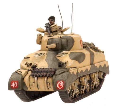 Sherman II (8th Army) - фото 29365