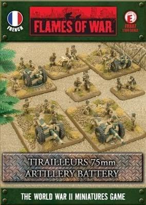 Tirailleurs 75mm Art. Battery - фото 29388