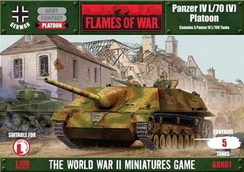 Panzer IV/70 (5) (late) Platoon - фото 29428