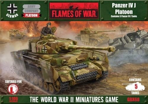 Panzer IV/J Platoon - фото 29429