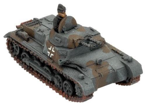 Panzer 1 B (x2 tanks) - фото 29447