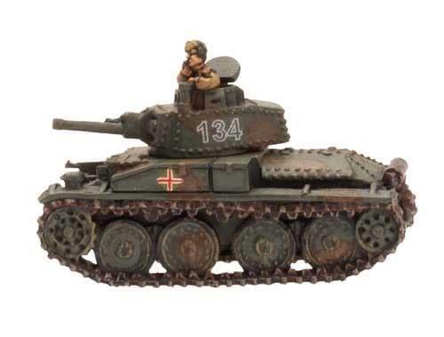 Panzer 38(t) B, C - фото 29452