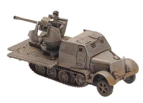 SdKfz 7/2 Armoured (3.7cm) - фото 29475
