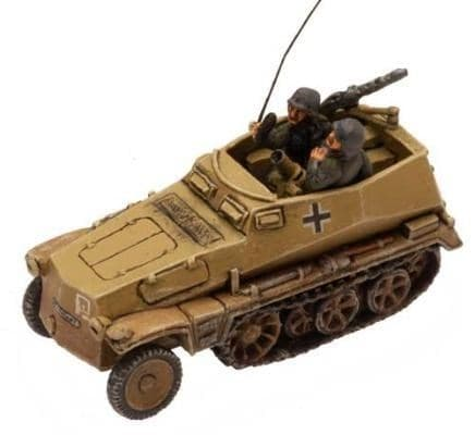 Sd Kfz 250/7 (early, 8cm)* - фото 29477