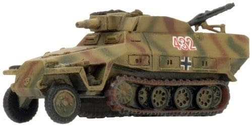 Sd Kfz 251/9D (7.5cm) - фото 29491