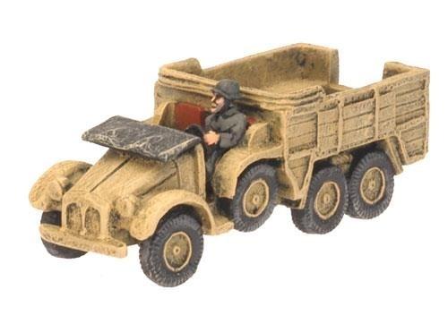 Krupp Kfz 70 truck (x2) - фото 29499