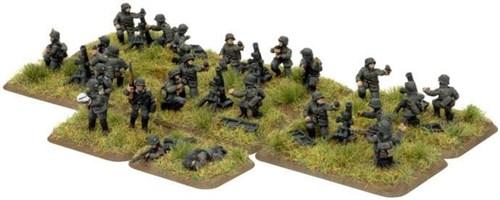 Mortar Platoon w/6 8cm Mortars* - фото 29530