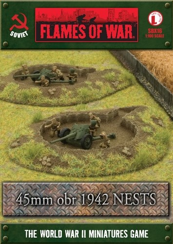 45mm obr 1942 Nests* - фото 29571