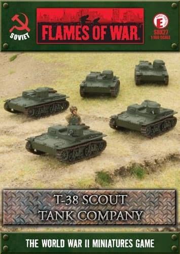 T-38 Scout Tank Company - фото 29578
