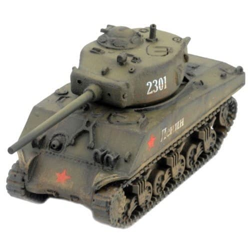 M4 76mm Sherman (M4A2) - фото 29595