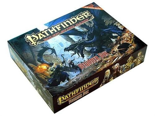 Настольная игра: Pathfinder: Настольная ролевая игра. Стартовый набор, арт. 1551 - фото 29784