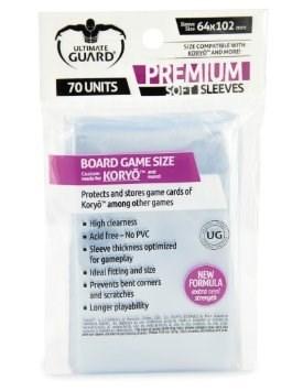 Ultimate Guard - Протекторы для настольных игр (64х102) 70 штук - фото 29802