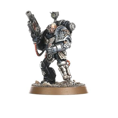 Ennox, Sorrlock, Iron Hands Sternguard - фото 29938