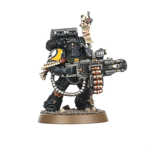 Rodricus Grytt, Imperial Fists Devastator - фото 29943