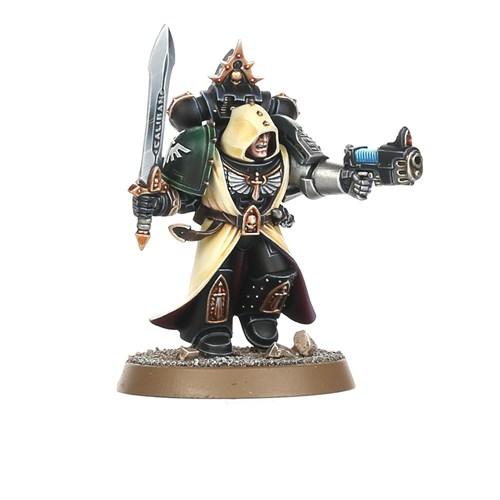 Zameon Gydrael, Dark Angels Company Champion - фото 29951