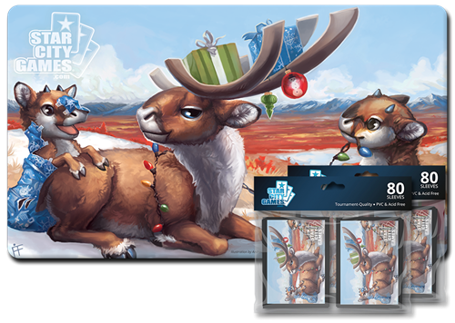 Комплект (Коврик + Протекторы): Reindeer - фото 30010