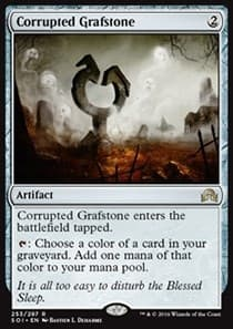 Corrupted Grafstone FOIL - фото 30054