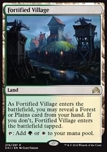 Fortified Village FOIL - фото 30094