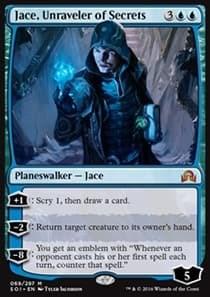 Jace, Unraveler of Secrets - фото 30115