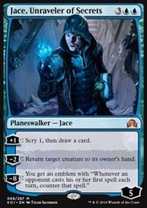 Jace, Unraveler of Secrets FOIL - фото 30116