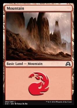 Mountain (#292) FOIL - фото 30122