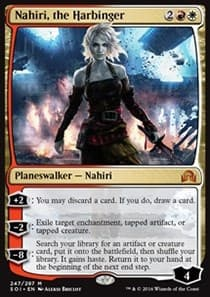 Nahiri, the Harbinger FOIL - фото 30128