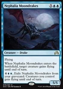 Nephalia Moondrakes FOIL - фото 30130