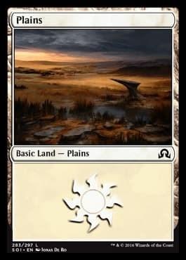 Plains (#283) FOIL - фото 30136