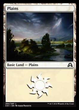 Plains (#284) FOIL Англ. - фото 30138