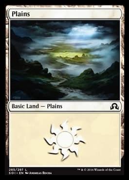 Plains (#285) FOIL - фото 30140