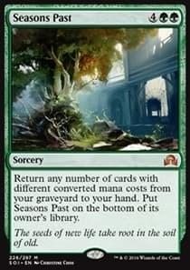 Seasons Past FOIL - фото 30152