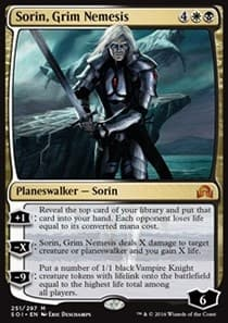 Sorin, Grim Nemesis - фото 30163