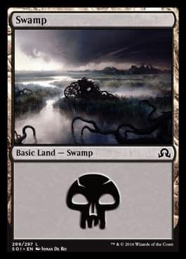 Swamp (#289) FOIL - фото 30168