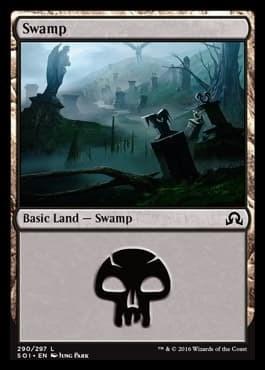 Swamp (#290) FOIL - фото 30170