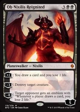 Ob Nixilis Reignited FOIL - фото 30529