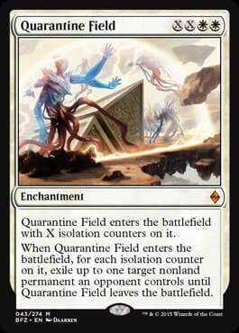Quarantine Field FOIL - фото 30547
