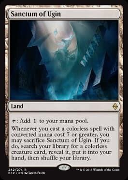 Sanctum of Ugin - фото 30552