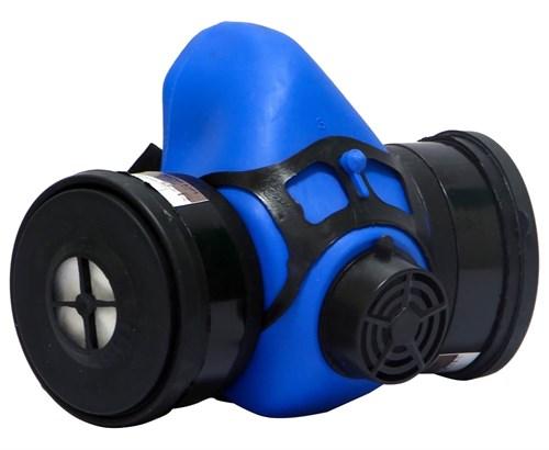 Полумаска фильтрующая ИСТОК-400 (РУ-60М), марка А1Р1// СИБРТЕХ/Россия - фото 30727