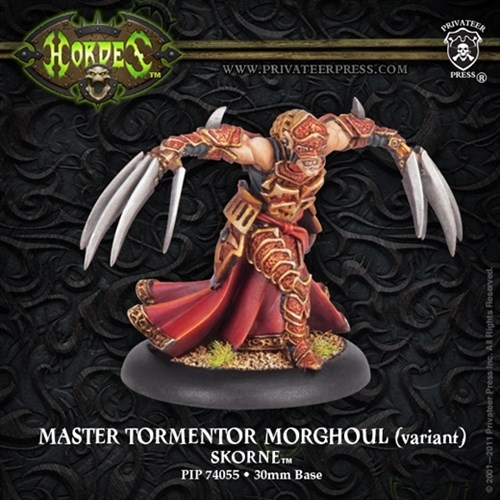 Skorne Master Torm Morghoul BLI - фото 30756