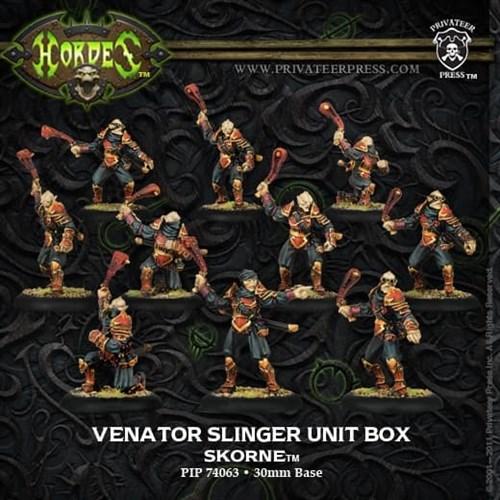 Skorne Venator Slingers Unit Box - фото 30760