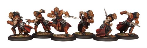 Skorne Bloodrunner Unit BOX - фото 30788