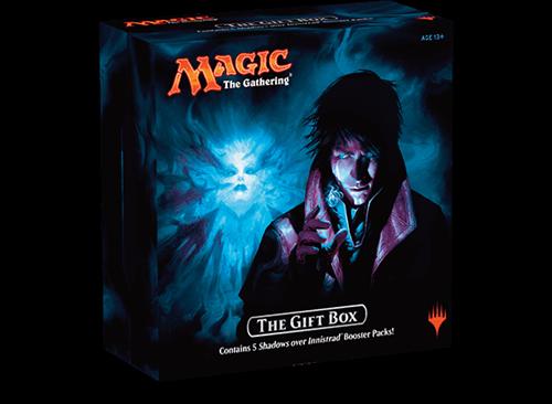 Подарочный набор Gift Box издания «Shadows Over Innistrad» на английском языке (eng) - фото 30823
